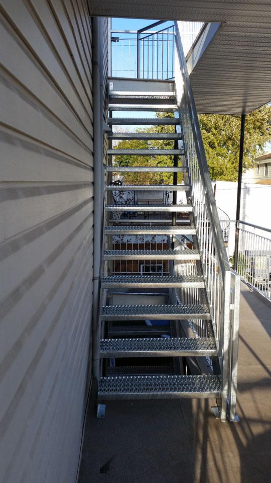 Cage D 39 Escalier
